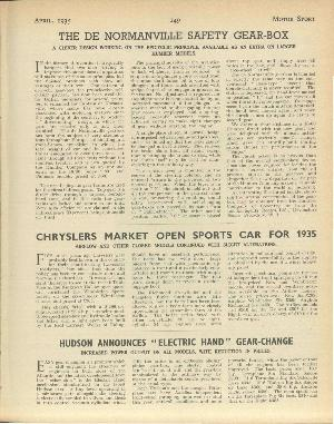 Page 23 of April 1935 archive issue thumbnail