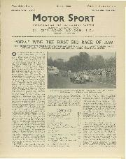 Page 6 of April 1938 issue thumbnail