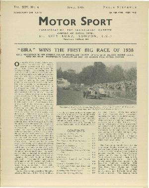 Page 6 of April 1938 archive issue thumbnail
