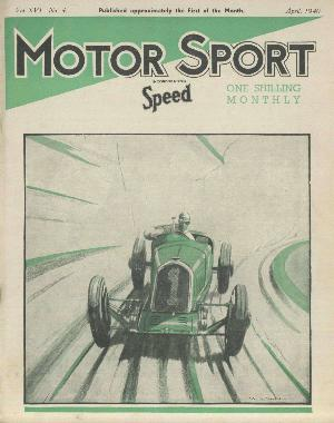 Cover image for April 1940