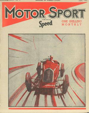 Cover of archive issue April 1941