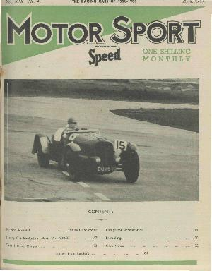 Cover of archive issue April 1943
