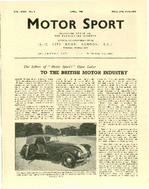 Page 1 of April 1948 archive issue thumbnail
