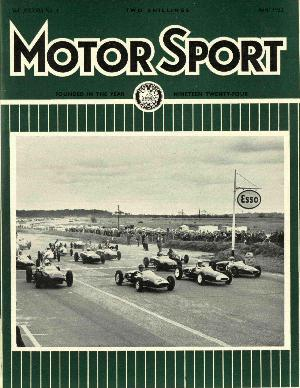 Cover of archive issue April 1962