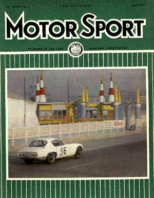 Cover image for April 1963