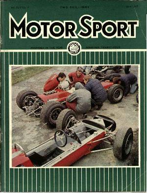 Cover image for April 1967