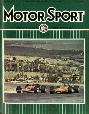 Cover image for April 1969