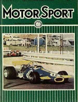 Cover of archive issue April 1970