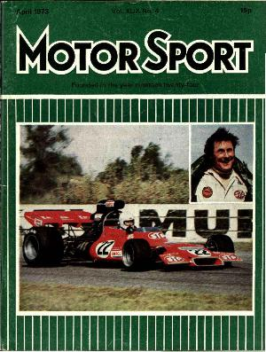 Cover image for April 1973