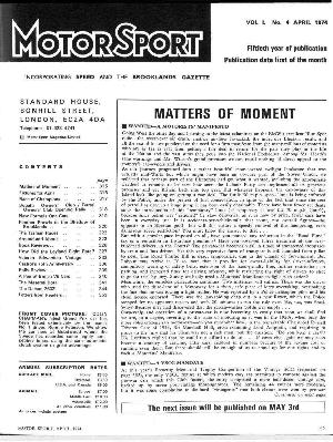 Page 29 of April 1974 archive issue thumbnail
