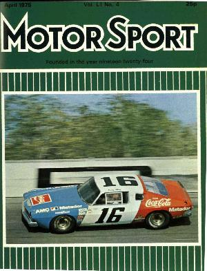 Cover image for April 1975