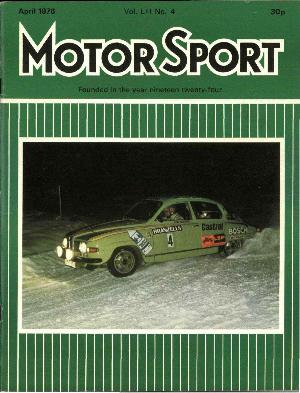 Cover image for April 1976