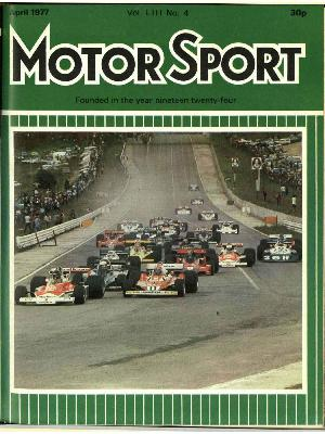 Cover image for April 1977