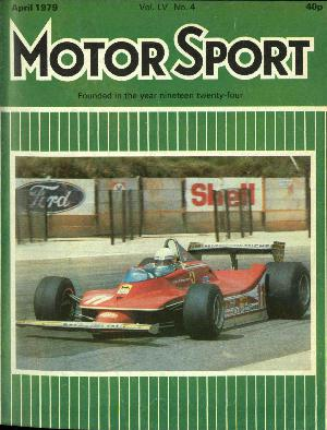 Cover of archive issue April 1979