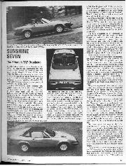 The Triumph Tr7 Motor Sport Magazine Archive