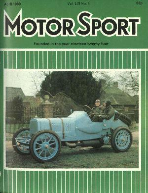 Cover image for April 1980
