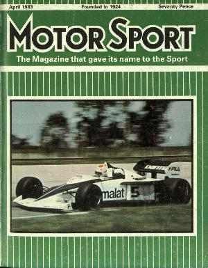 Cover image for April 1983