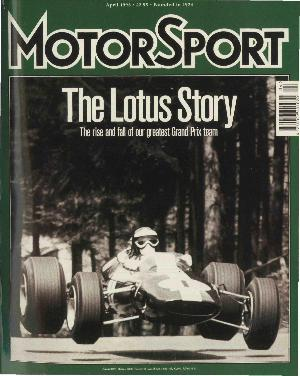 Cover of archive issue April 1998