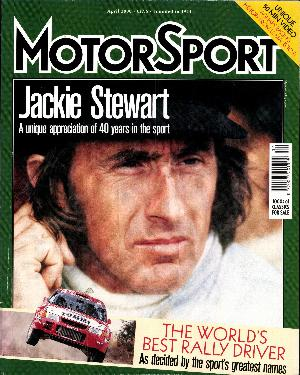 Cover image for April 2000