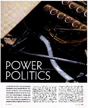 Page 28 of April 2001 archive issue thumbnail