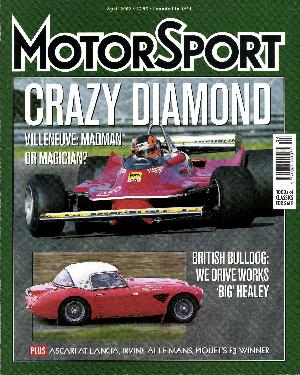 Cover image for April 2002