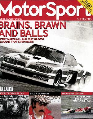 Cover image for April 2006