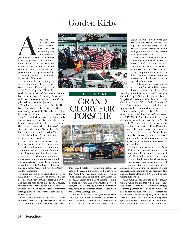 Grand glory for Porsche image