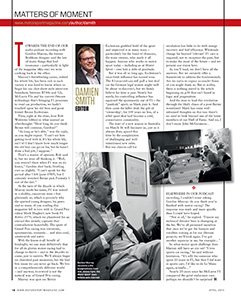 Page 12 of April 2014 archive issue thumbnail