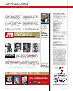 Page 14 of April 2014 archive issue thumbnail