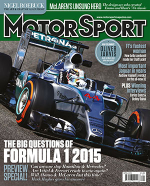 Cover image for April 2015