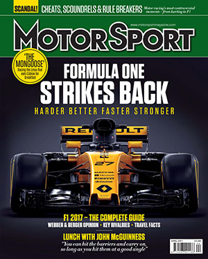 Cover of archive issue April 2017