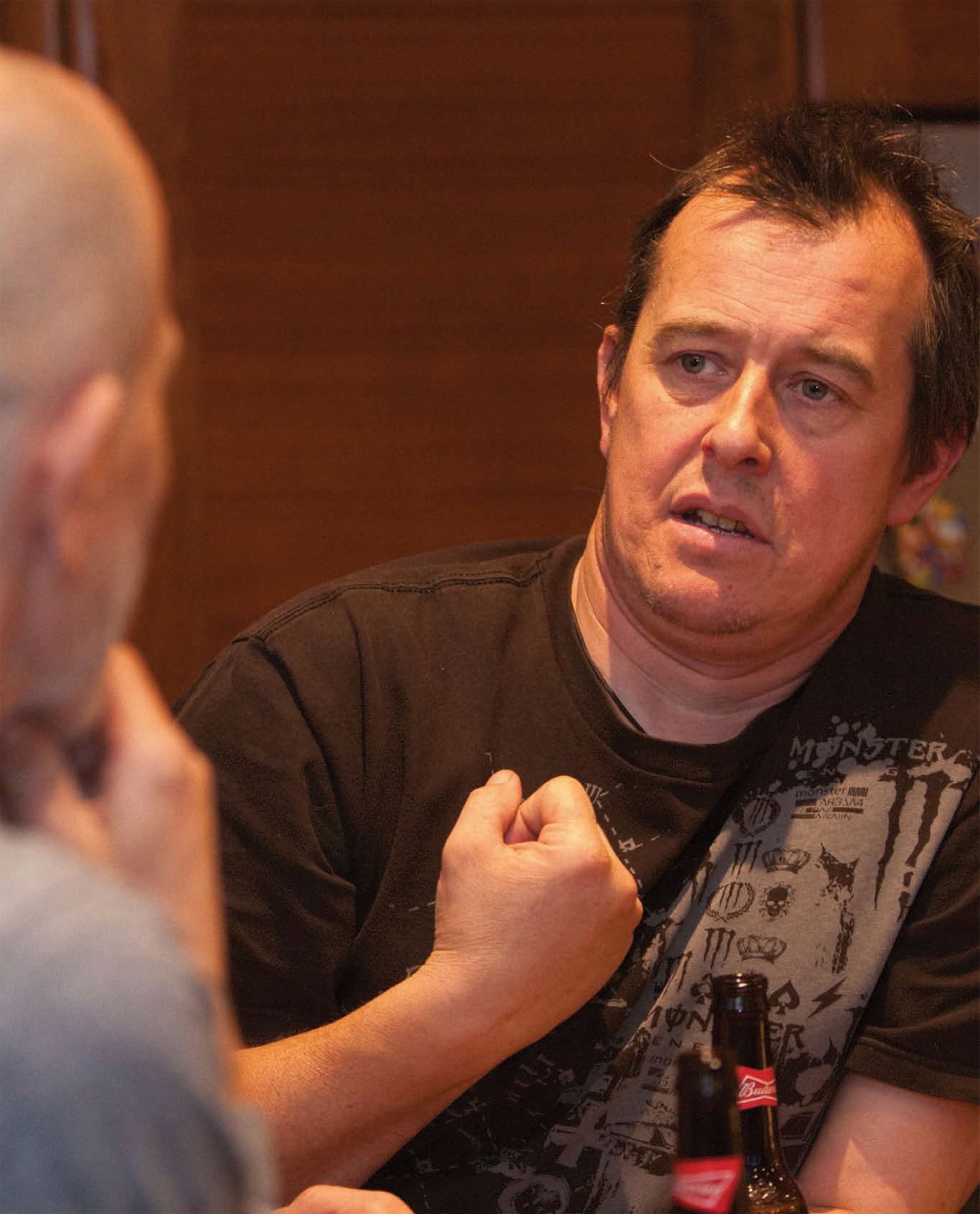 Lunch with... John McGuinness image