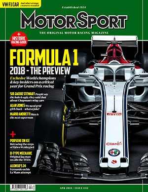 Cover image for April 2018