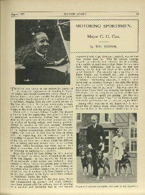 Page 13 of August 1925 archive issue thumbnail
