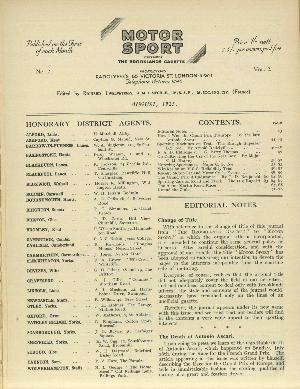 Page 3 of August 1925 archive issue thumbnail