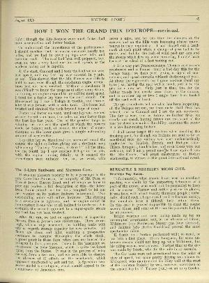 Page 5 of August 1925 archive issue thumbnail
