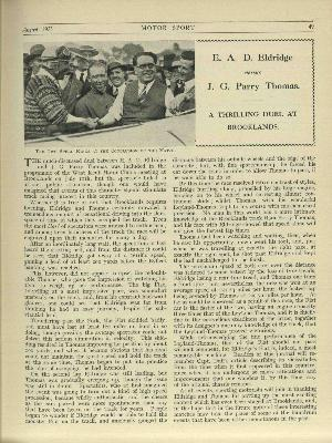 Page 9 of August 1925 archive issue thumbnail
