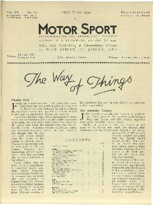 Page 3 of August 1930 archive issue thumbnail