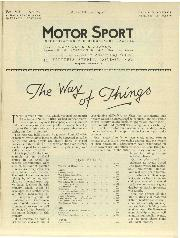 Archive issue August 1931 page 1 article thumbnail