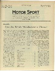 Archive issue August 1932 page 5 article thumbnail