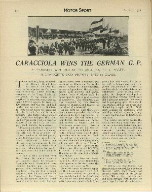 Page 6 of August 1932 archive issue thumbnail