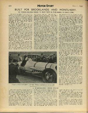 Page 16 of August 1933 archive issue thumbnail
