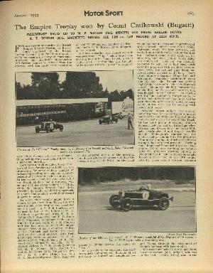 Page 25 of August 1933 archive issue thumbnail