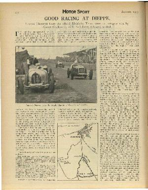 Page 6 of August 1933 archive issue thumbnail