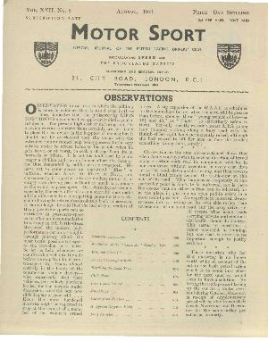 Page 2 of August 1941 archive issue thumbnail