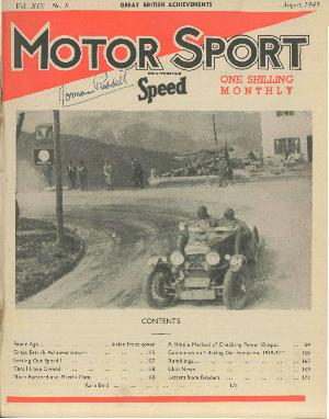 Cover of archive issue August 1943