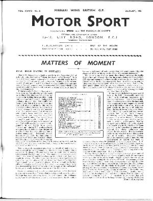 Page 9 of August 1952 archive issue thumbnail