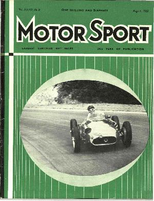 Cover image for August 1957