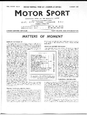 Page 11 of August 1957 archive issue thumbnail