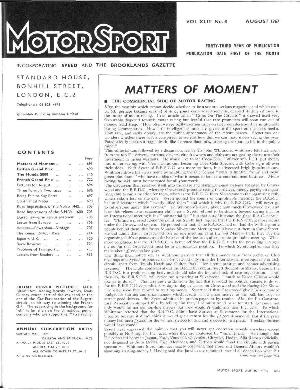Page 7 of August 1967 archive issue thumbnail